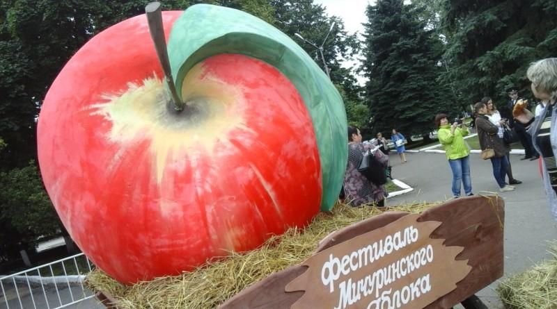 Яблочный фестиваль в Тамбовской области ещё не прошёл, но уже вошёл в десятку лучших гастрономических опен-эйров России