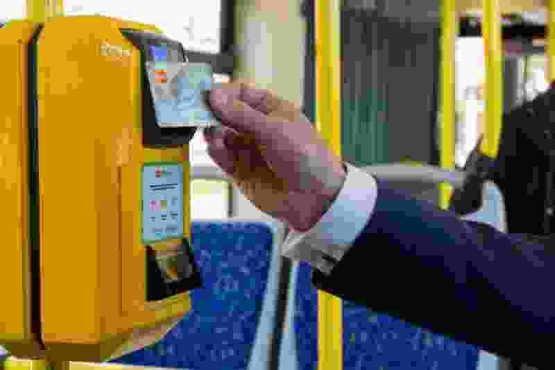 Для теста оплаты проезда при входе определят маршруты городского транспорта