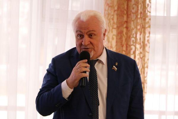 Евгений Матушкин принимает участие в Общероссийском форуме по вопросам стратегического планирования