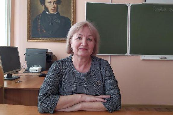 Галина Александрова: Задача учителя - чтобы каждый ученик был порядочным человеком