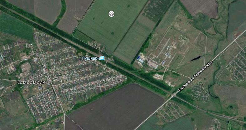 Имущественный комитет области закупает пустующие земли в пригороде Тамбова для застройки жилыми домами