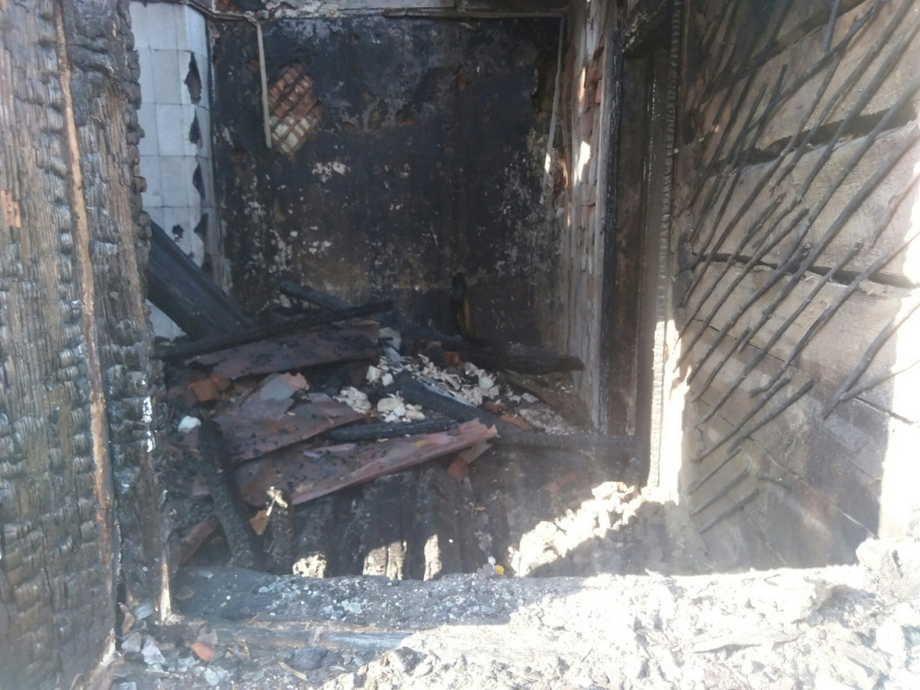 Консервировали, консервировали, да подожгли? Печальная история сгоревшего в центре Тамбова объекта культурного наследия. Вид изнутри