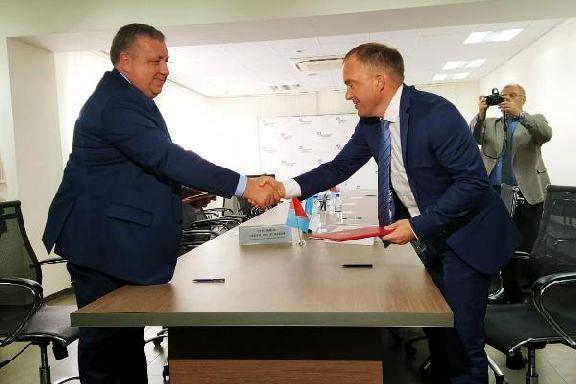 """МегаФон и администрация Тамбовской области построят """"умный"""" регион"""