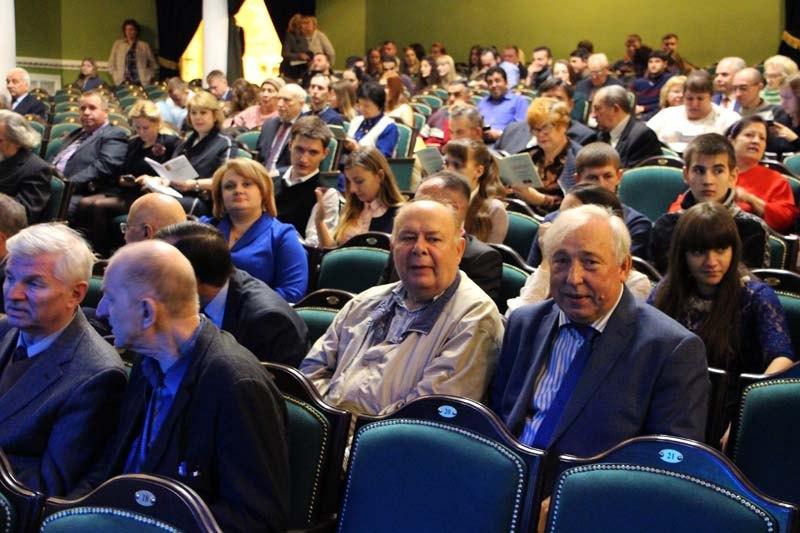 Международный Нобелевский конгресс в Тамбове посетили учёные из разных стран мира