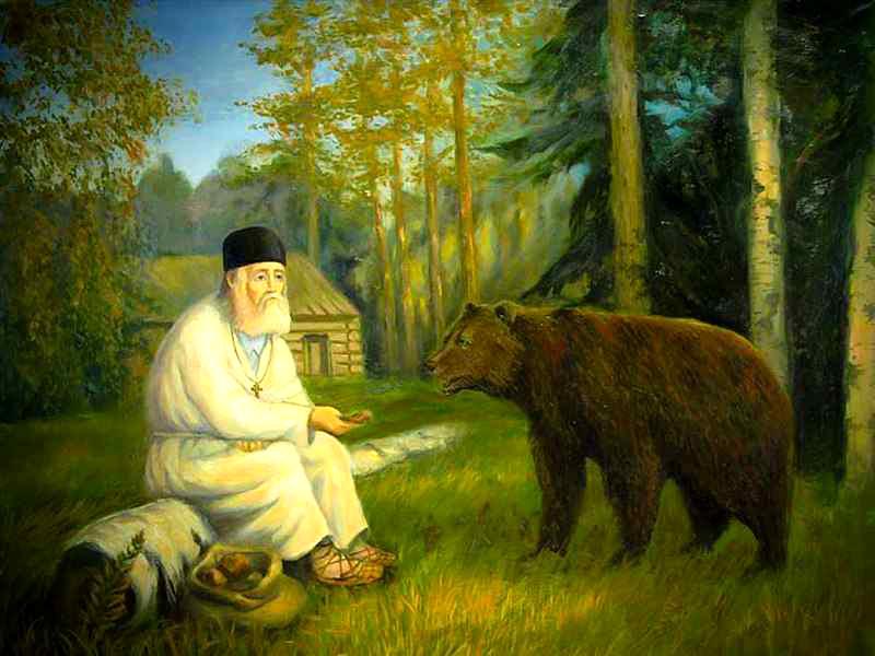 На въезде в Мичуринск установят памятник Серафиму Саровскому
