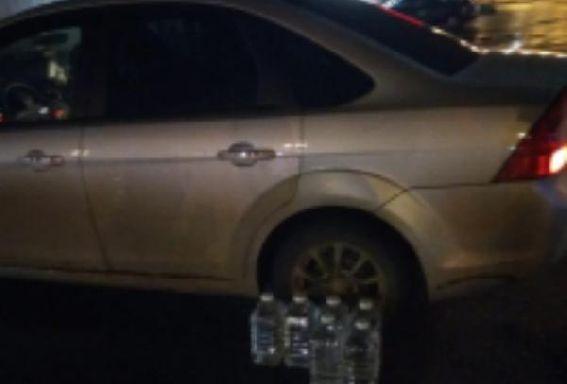 Полицейские нашли у тамбовчанина контрафактный алкоголь