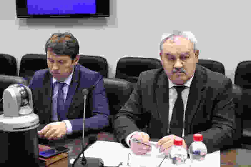 Председателя КСП Тамбовской области наградили орденом Дружбы