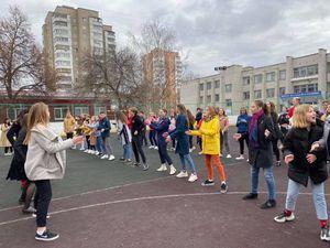 Российское движение школьников празднует 4-х летие