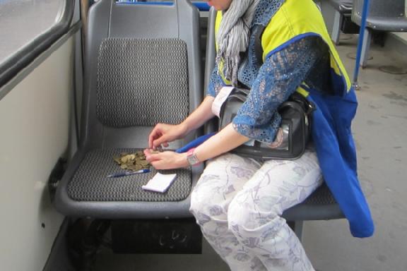 Тамбовчанка пожаловалась на новую схему обмана при выдаче билетов в транспорте
