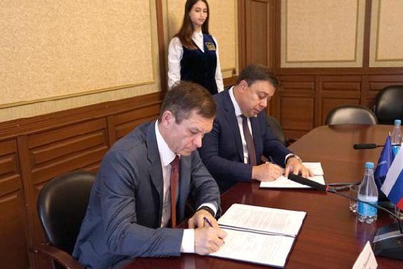 ТГУ заключил договор на создание базовой кафедры химии на тамбовском предприятии