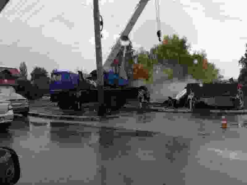 В Тамбове восстановят благоустройство и ликвидируют разрытия после ремонта теплосетей до конца октября