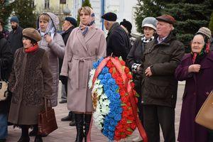 В Тамбове вспоминают жертв политических репрессий