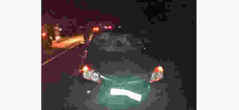 В Тамбовской области иномарка насмерть сбила мужчину