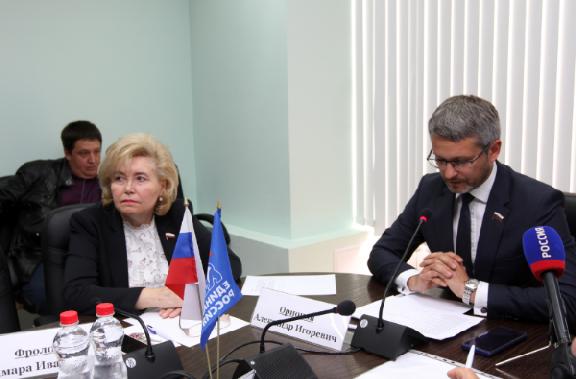 """В Тамбовской облдуме обсудили законопроект о """"наливайках"""""""
