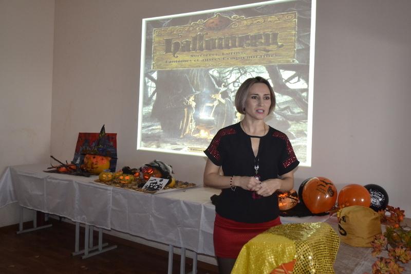 В Тамбовском филиале РАНХиГС отпраздновали Хэллоуин