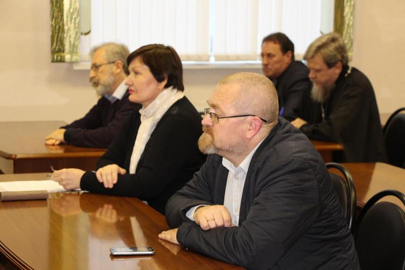 В УМВД прошло итоговое заседание Общественного совета