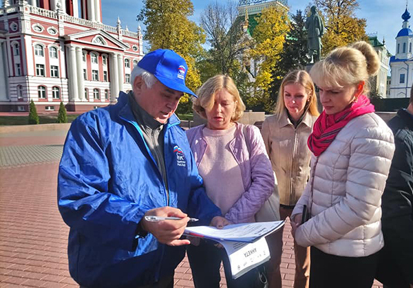 Волонтёры собирают подписи против «наливаек» в жилых домах