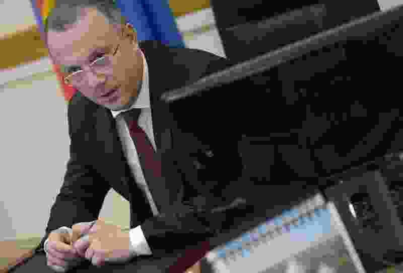 Задержан вице-губернатор Тамбовской области