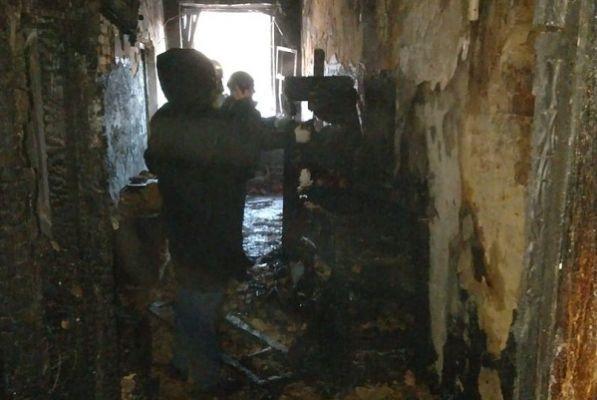 Администрация Тамбова оказывает помощь пострадавшим при пожаре на улице Олега Кошевого