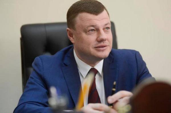 Александр Никитин поздравил налоговиков с профессиональным праздником