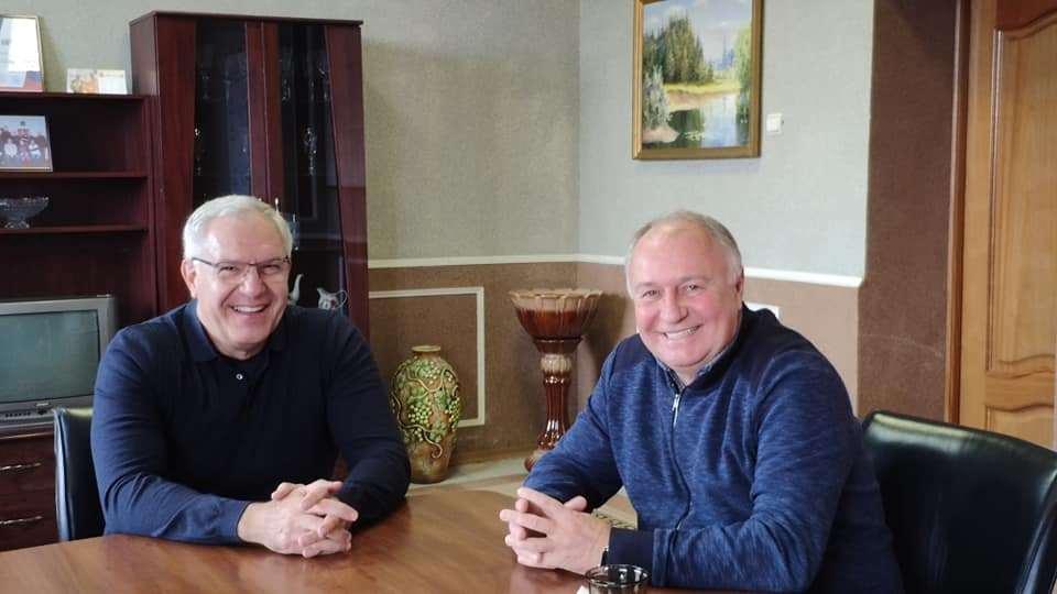 Алексей Плахотников встретился с представителем резидента ТОСЭР Котовск
