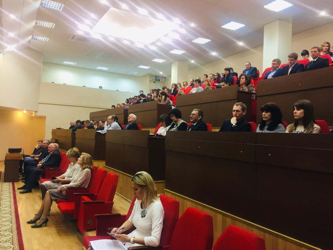 Доцент Тамбовского филиала РАНХиГС участвовала в учебном занятии государственных гражданских служащих области