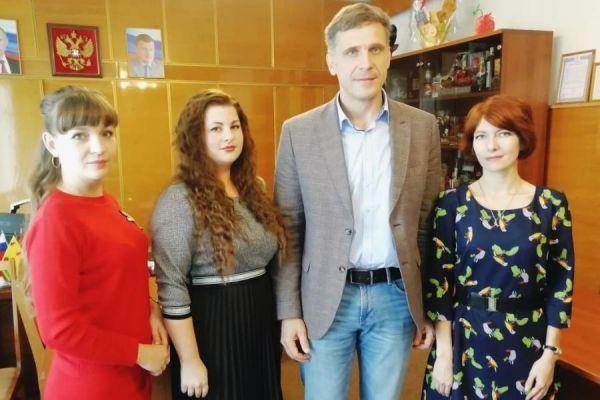 """Две полуфиналистки конкурса """"Лидеры Тамбовщины"""" получили кадровое назначение"""