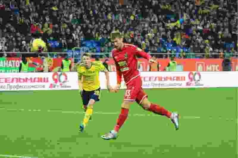 ФК «Тамбов» одержал третью победу подряд и обыграл «Ростов» со счётом 2:1