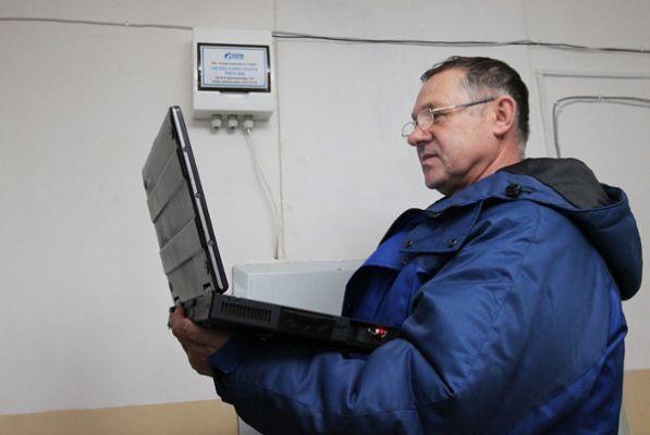 """""""Газпром межрегионгаз Тамбов"""" модернизирует систему учета газа в жилом секторе поселка Новая Ляда"""