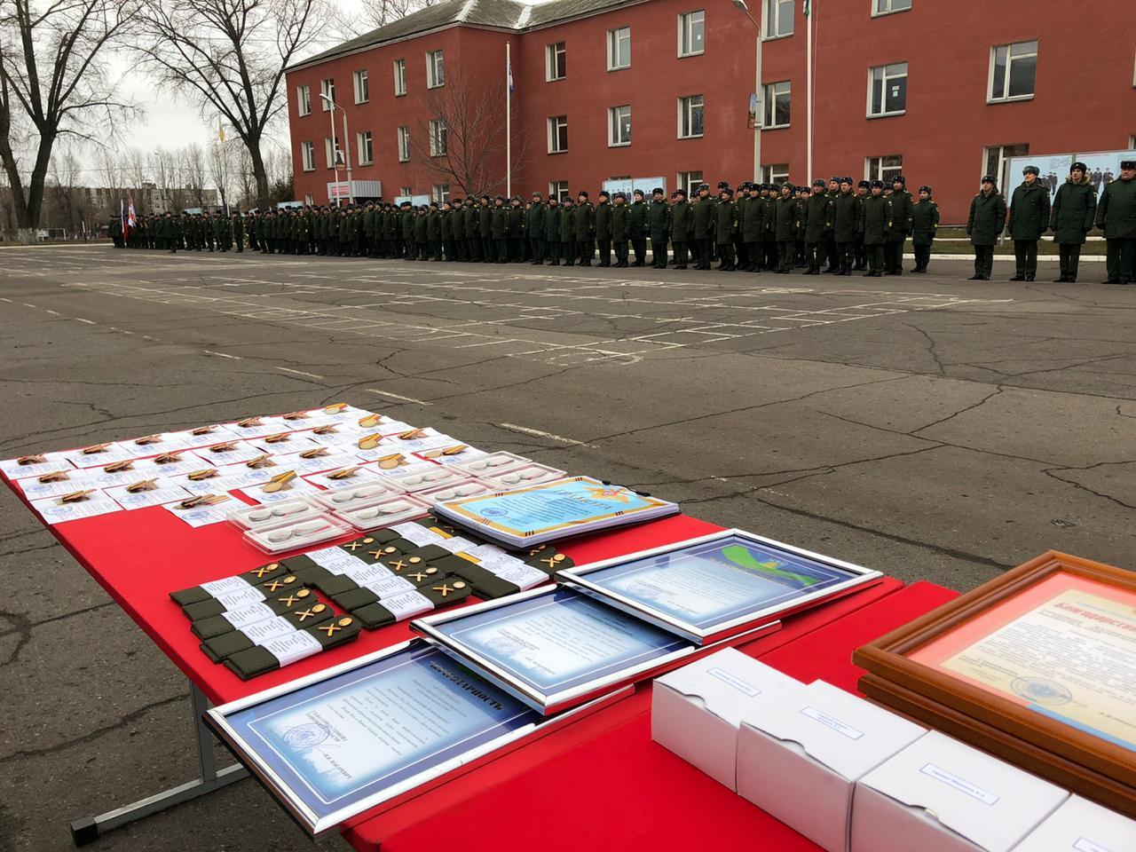 Глава Тамбова Наталия Макаревич поздравила ракетчиков с их праздником
