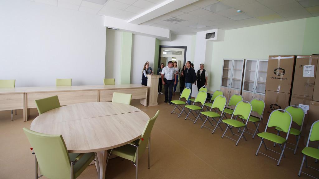 Инновационную школу с сельхозуклоном в Мичуринске Тамбовской области не открыли и со второй четверти из-за предписаний стройнадзора