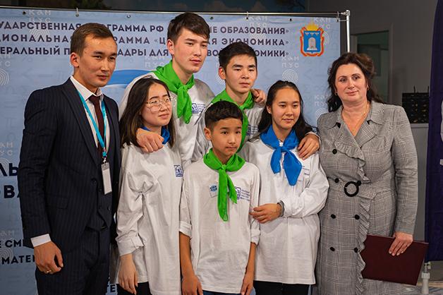 Кампус молодежных инноваций ТГУ открыл третью тематическую смену