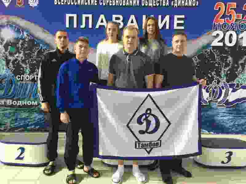 Майор полиции из Тамбова завоевал «серебро» Кубка России по плаванию