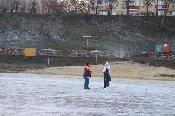 МЧС: выход на лед грозит обернуться трагедией