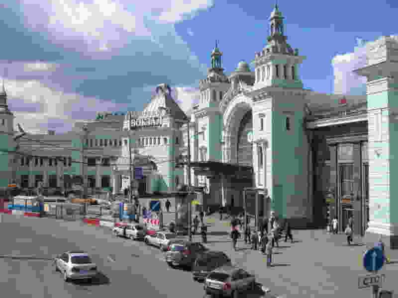 Московские полицейские задержали тамбовчанина по подозрению в краже на Белорусском вокзале