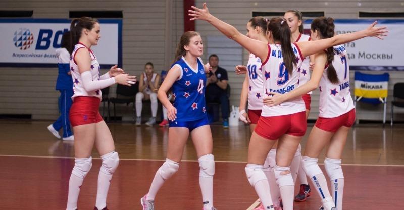 Мужская и женская команды ТГУ имени Державина выиграли Кубок студенческой волейбольной ассоциации