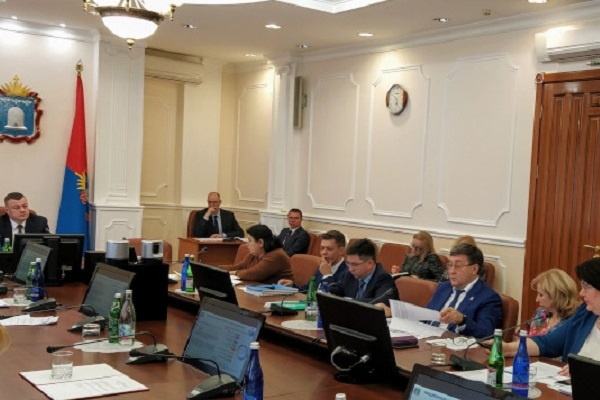 "На реализацию нацпроекта ""Образование"" в Тамбовской области направят более 6 млрд рублей"