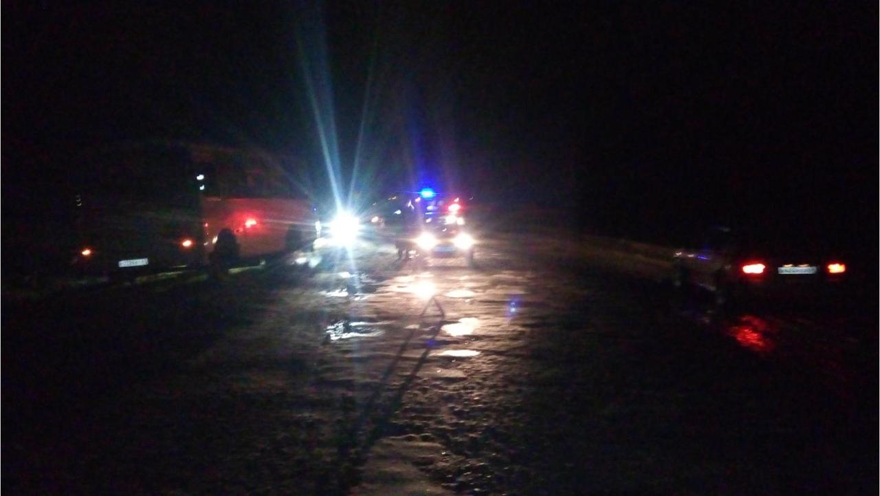 На трассе в Тамбовской области автобус сбил мужчину