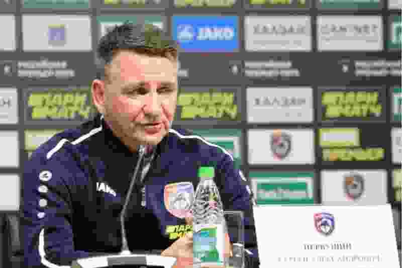 Наставник ФК «Тамбов» Сергей Первушин претендует на звание лучшего тренера ноября