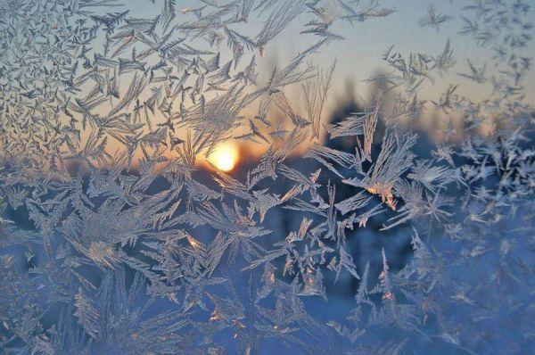 Ночью в Тамбове ударят первые настоящие морозы