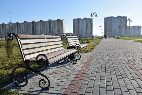 Парк Олимпийский вошел в число лучших практик благоустройства общественных территорий