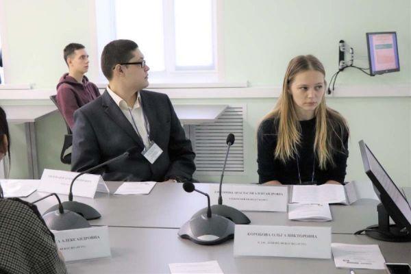 Студентка Тамбовского филиала РАНХиГС приняла участие в Международной научно-практической конференции