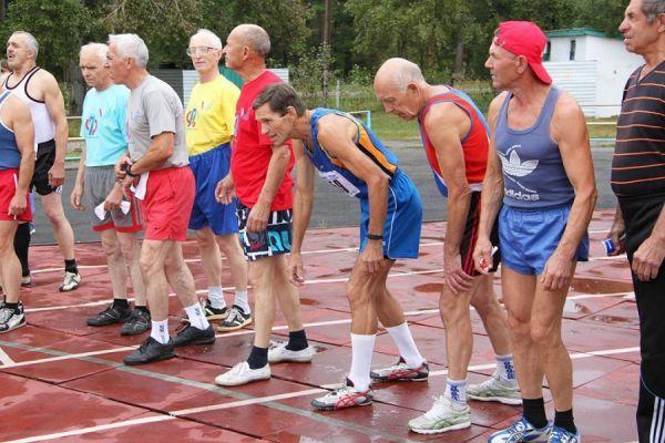 Тамбовская область попала в лидеры по числу пенсионеров, ведущих здоровый образ жизни