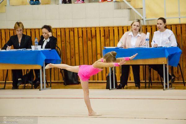 Тамбовские гимнастки проверят свои силы на двух региональных турнирах