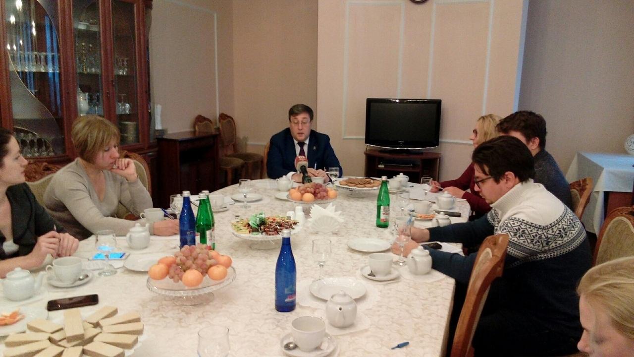 В экономику Тамбовской области прогнозируется привлечь за 2019 год более чем 100 млрд рублей инвестиций