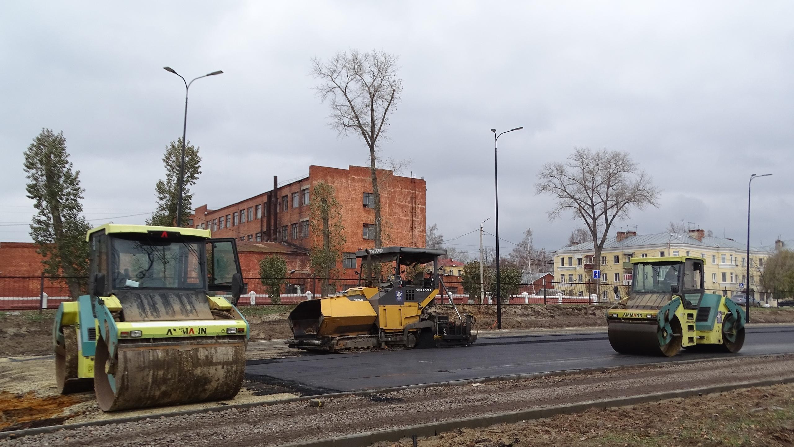 В городском парке Котовска завершаются строительно-монтажные работы