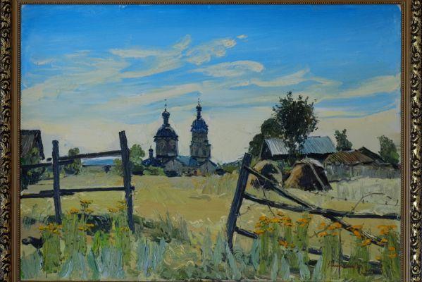 В Мичуринске откроется выставка Заслуженного художника России Владимира Сизова