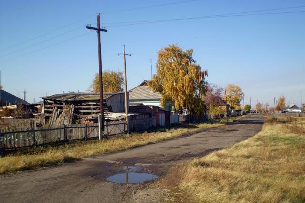 В селе Сосновского района мусор не вывозят, но квитанции жителям присылают