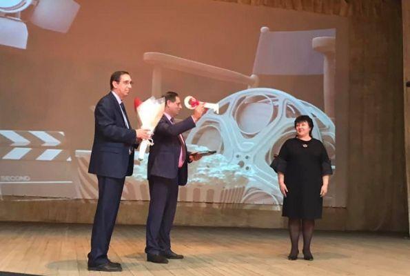 В Сосновском районе открыли современный кинозал