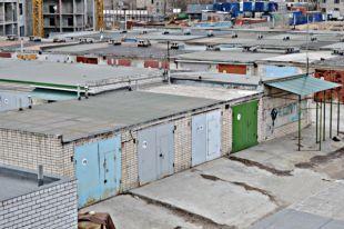 ВТамбове ищут владельцев гаражей наулице Володарского